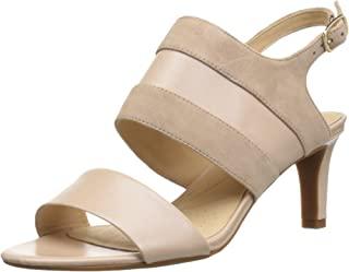 Clarks 女式 Laureti Joy 时尚高跟鞋