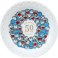 哆啦A梦 50周年纪念 餐盘 直径20厘米 (带盘子架) 日本制造 105161