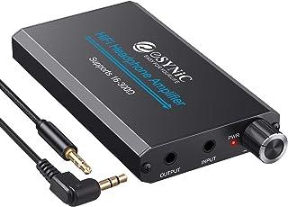 eSynic 耳机放大器 便携式放大器 3.5 毫米音频可充电 HiFi 耳机放大器7545921202