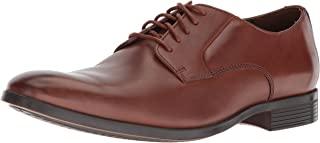 Clarks 男士 Conwell Plain 牛津鞋