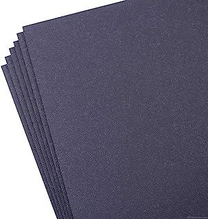 KYDEX V 热成型板 - (皮套制作&爱好) - (P1 纹理) - (0.80 英寸规格) - (30.48 厘米 x 30.48 厘米薄片) - (黑色) - (多个包装)