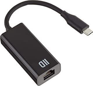 D2USBCRJ45ADP USB-C 公头至 RJ45 母接头