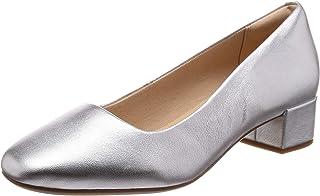 Clarks 女 Orabella Alice生活休闲鞋261349654045 浅紫色 37.5 オラベラアリス 本革