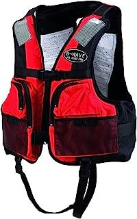 ocean life小型船舶用救生衣海洋BW-2003型 BW-2003型 红色 成人用