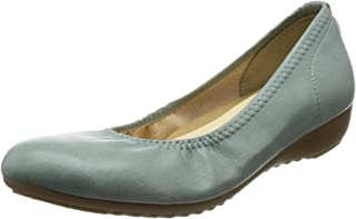 Arch Contact 日本制造 休闲浅口鞋 女士 低跟鞋 IM39085 0 A蓝色 24.5 cm