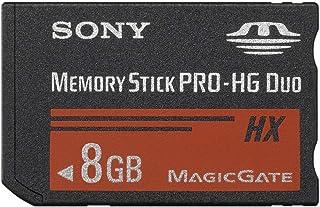 Sony 索尼 8GB 高速 50MB/s MemoryStick Pro -HG Duo 闪存卡 - MSHX8B2