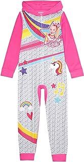 Jojo Siwa 女孩*毛毯睡袋 尺寸 6/6X 粉色