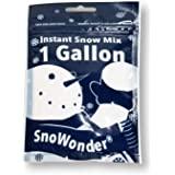 人造雪,假雪粉饼 1 加仑