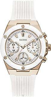 Guess 39 毫米运动硅胶手表