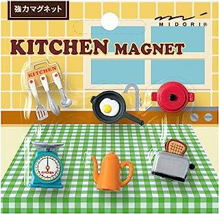 Midori 磁铁 迷你 6个装 厨房