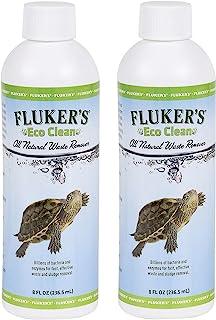 Fluker Labs SFK43000 Eco Clean *驱虫剂,8 盎司 8-Ounce / 2 Pack