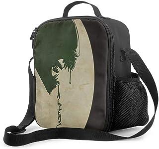 Sintee-Alien-Xenomorph 绝缘午餐袋 - 坚固宽敞午餐盒便携式保温冷藏手提袋食品午餐袋三明治、沙拉、零食、饮料容器