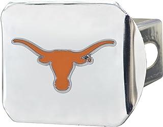 SLS Texas Longhorns 3D 彩色徽章镀铬挂钩盖