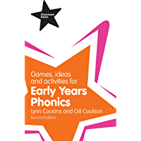 Games, Ideas and Activities for Early Years Phonics (Classro…