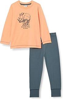 Sanetta 男孩睡衣长款粉红色睡衣套装