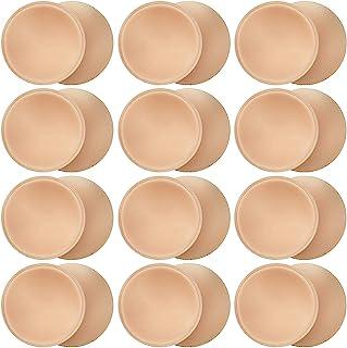 12 对圆形文胸插入衬垫聚拢胸垫可拆卸文胸衬垫