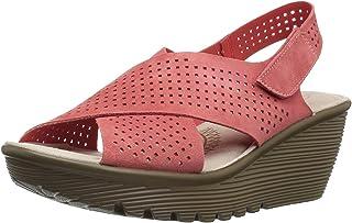 Skechers Parallel Infrastructure 女士坡跟凉鞋