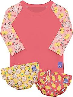 Bambino Mio 游泳套装,打孔,中号(6-12 个月)