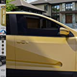 Gila® HEAT SHIELD PLUS™ 20%VLT 汽车车窗膜,DIY额外的热控制,眩光控制,2英尺 x 6…