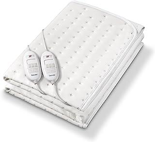 Beurer TS 26 双层加热毯 3档变温 安全系统 可机洗,150 x 140cm