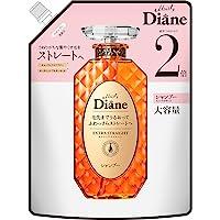 Moist Diane perfect beauty 洗发水 拉直发部 水果&莓子香味 替换装 大容量 660ml
