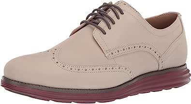 COLE HAAN 正品男式大短翼尖皮鞋 牛津鞋