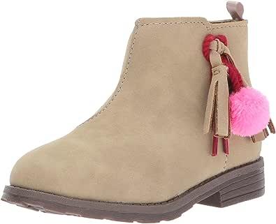 Carter's 女童 Olinda 时尚靴子