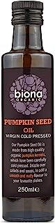 Biona Organic Pumpkin Seed Oil 250 ml