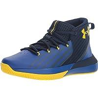 Under Armour 男童 Ua BGS Lockdown 3 篮球鞋