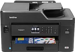 Brother MFC-J5330DW 多功能一体彩色喷墨打印机,无线连接,自动双面打印,亚马逊 Dash 补充 需配变压器