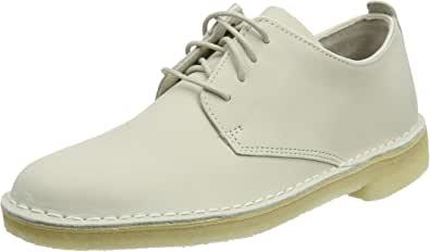 Clarks Desert London. 女式皮鞋 德比鞋