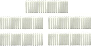 Clarity & Muse 蜡蜡烛套装(100,白色)