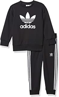 adidas 阿迪达斯 Originals 婴儿圆领套装