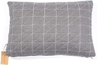 La Finesse 装饰方形靠垫 40 x 60 厘米 带填充物 适用于客厅 沙发 卧室 sl3002,彩色纺织品,均码