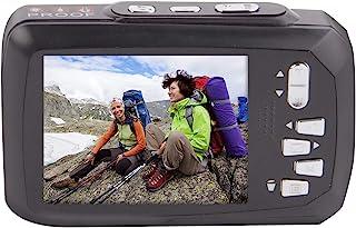 Polaroid Ixx090 双屏幕防震防水数码相机,红色