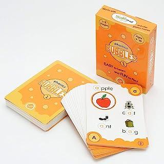 Phonics BUBBLES - Level 1 - Card Game 唱片1 英语纸牌游戏