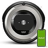 iRobot Roomba e5 (e5154) 扫地吸尘机器人,具有3级清洁系统,两个多层刷,WLAN功能,适合宠物…