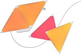 Nanoleaf Shapes 三角形入门套件-4PK,多色 (RGBW)