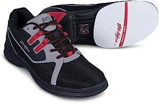 Strikeforce Ignite 黑色/灰色/红色可互换性能男士保龄球鞋