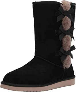 UGG Koolaburra 女士 Victoria 高筒时尚靴子