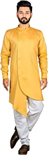 Viva N Diva 男式束腰 Kurta 睡衣套装 印度传统服装