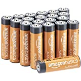 AmazonBasics 亚马逊倍思 高性能碱性电池 20-Pack AA 20