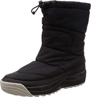 [Forbot] 男士 滑雪鞋 轻质 防寒 防风 防水 雪地靴 带上靴子 带钉鞋 FB-622