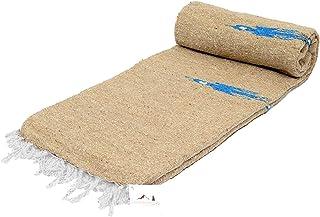 Open Road Goods Tan/Khaki Thunderbird 厚瑜伽毯或盖子 - 为瑜伽制造!