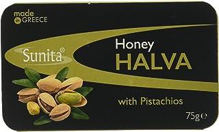 Sunita Halva 开心果(蜂蜜)无添加糖 - 75 克