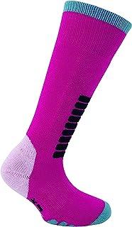 eurosocks 青少年滑雪 supreme 儿童袜子量身定制衬垫显示器头接缝 Micro supreme warmth-0412j