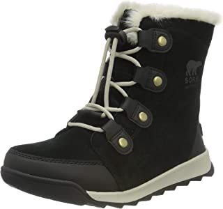 Sorel Youth Whitney II 绒面雪地靴 - 防水