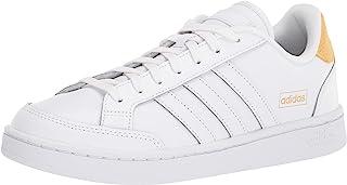 adidas 男式 Grand Court SE 网球鞋