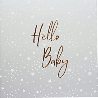 """Design By Violet Greeting House Little Star """"Hello Baby""""单卡"""