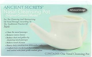 Ancient Secrets - Neti鼻洗涤的罐